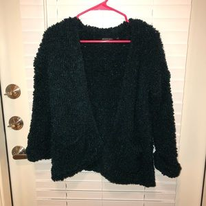 ASOS forest green cardigan size SMALL